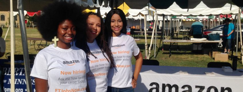 Amazon Team at Rhondo Days